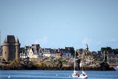 Tour Solidor et Notre Dame Dominatrice à St Malo