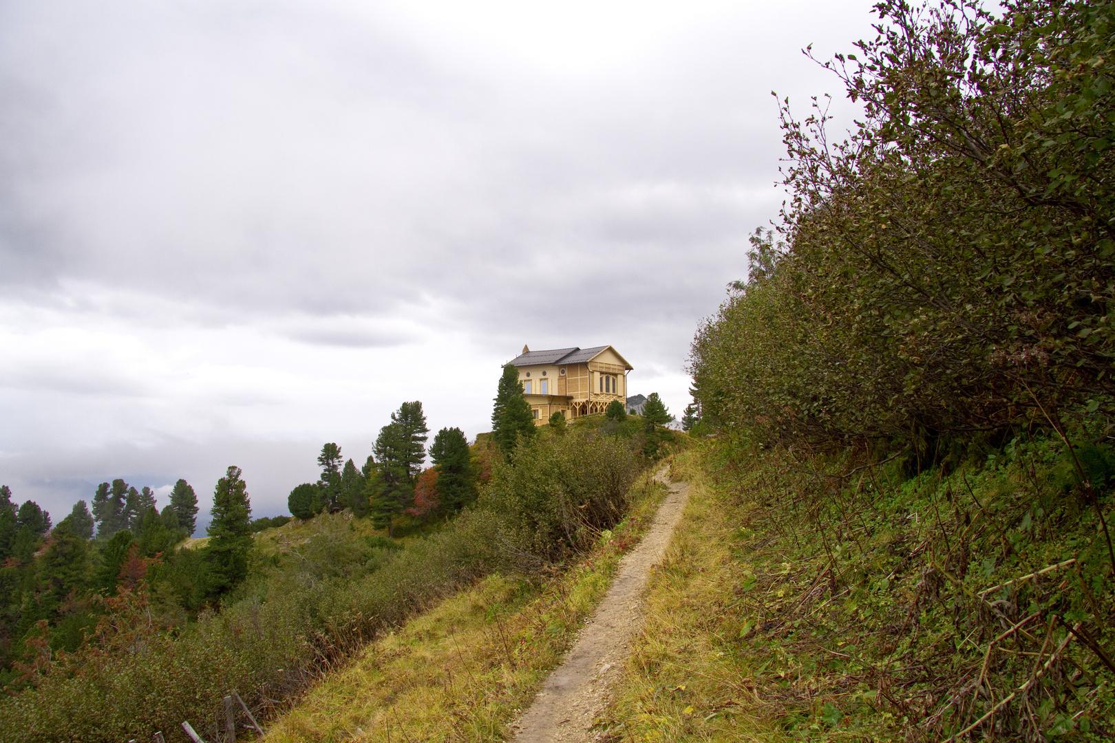 Tour zur Meilerhütte Schachenschloss