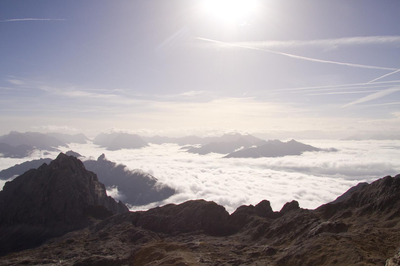 Tour zur Meilerhütte und Gipfel 2