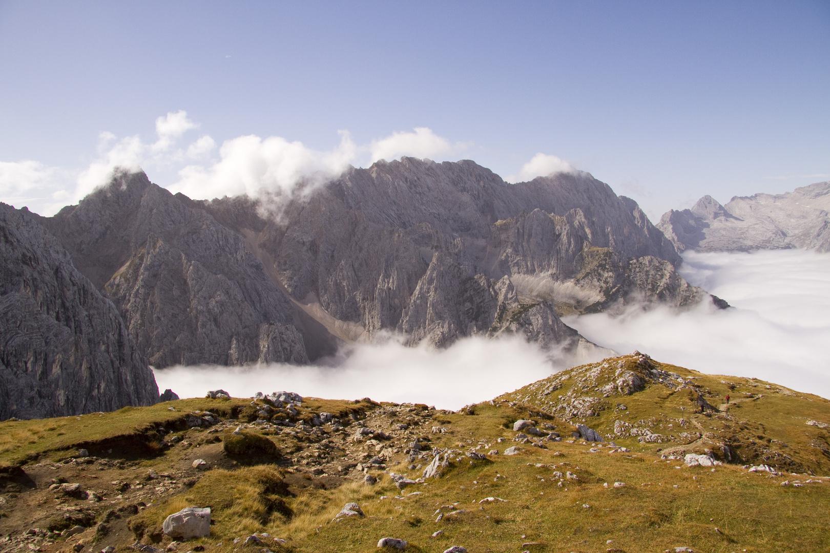 Tour zur Meilerhütte und zum Gipfel1