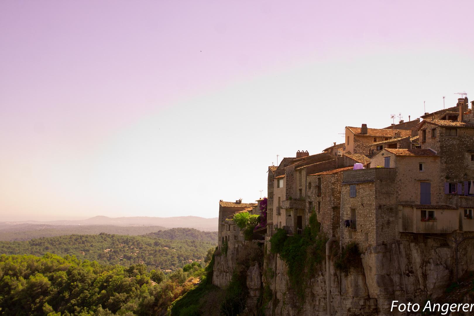 Tourette in der Provence