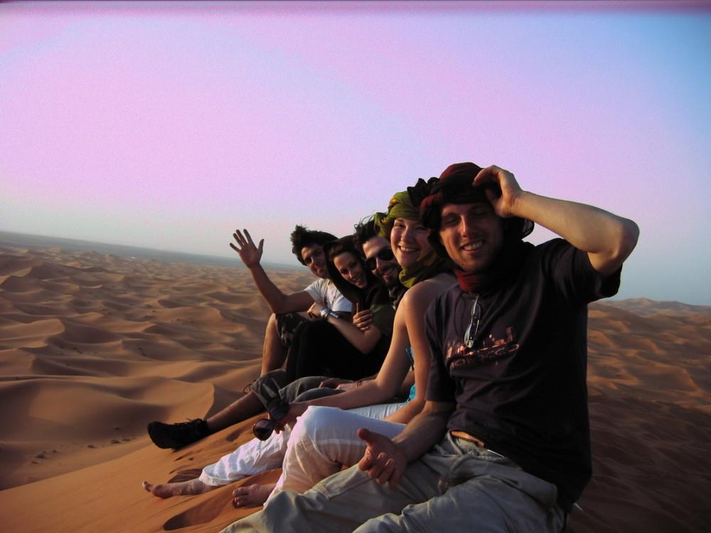 Tourisme au Maroc