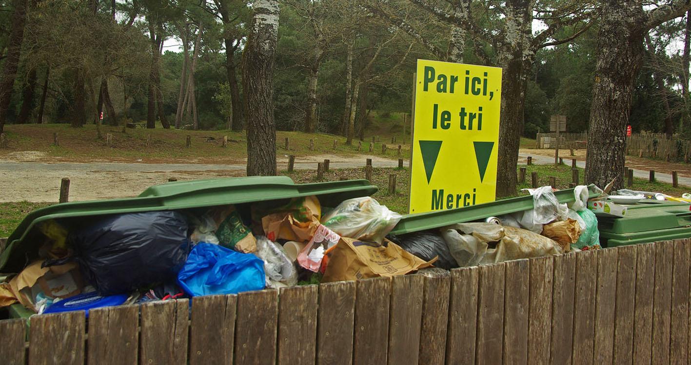 Tourisme vert à Oléron....