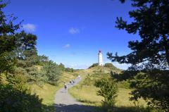 Tourismus am Leuchtturm