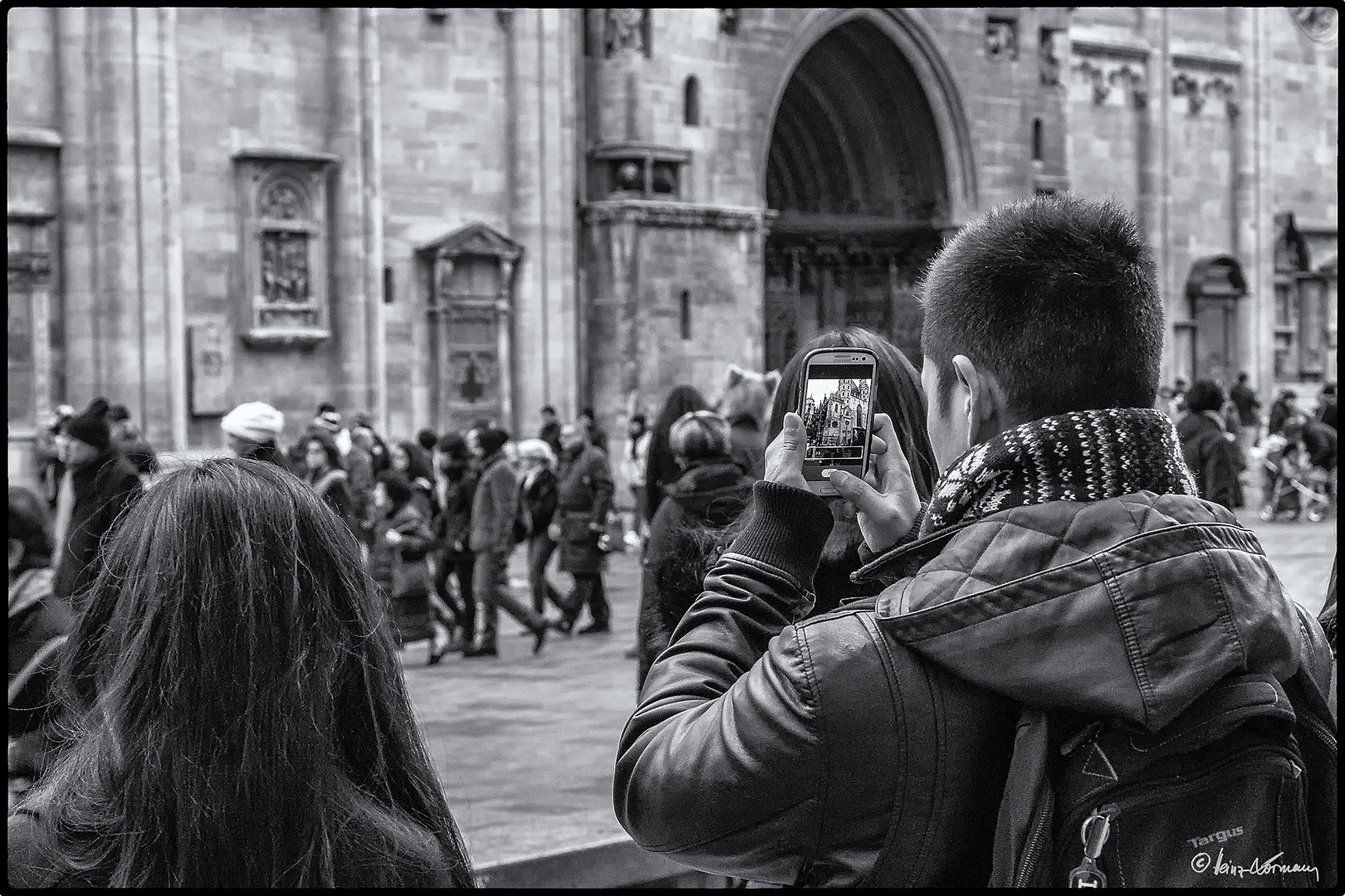 Touristen Touristen Touristen.... ;o)
