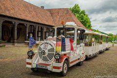 Touristenbahn zwischen Schweigen und Wissembourg