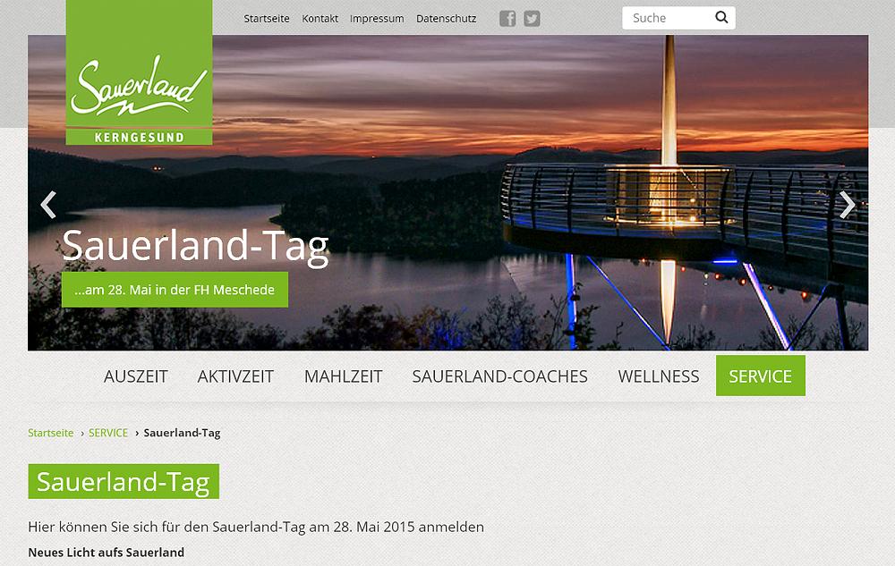 Touristik-Sauerland