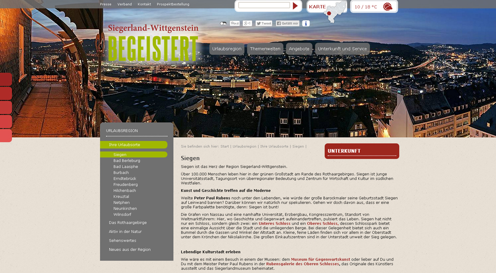 Touristik-Siegerland
