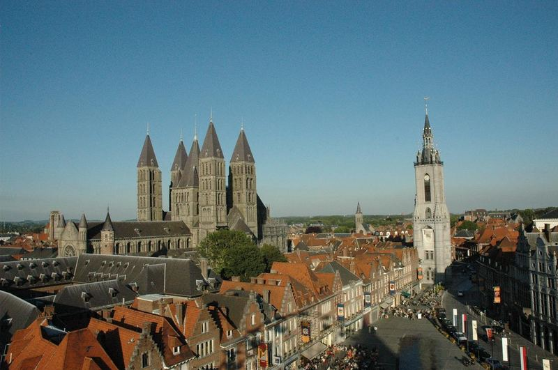 Tournai et ses 500 cloches