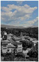 Tourrettes village provençal