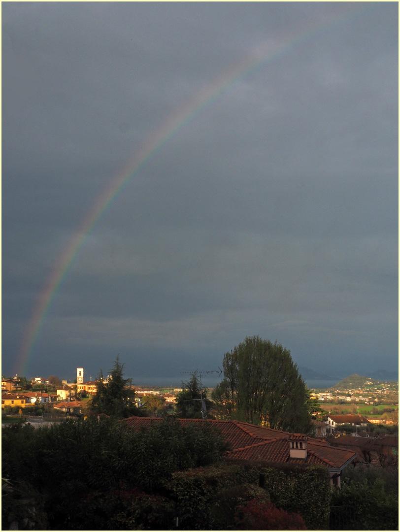 Toutes les couleurs de l'arc-en-ciel pour ce dimanche
