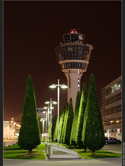 Tower am Airport MUC II