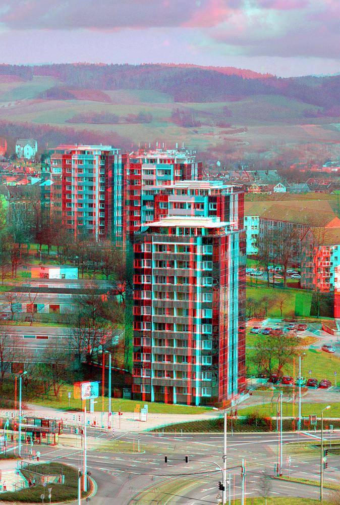 Tower Block 3D