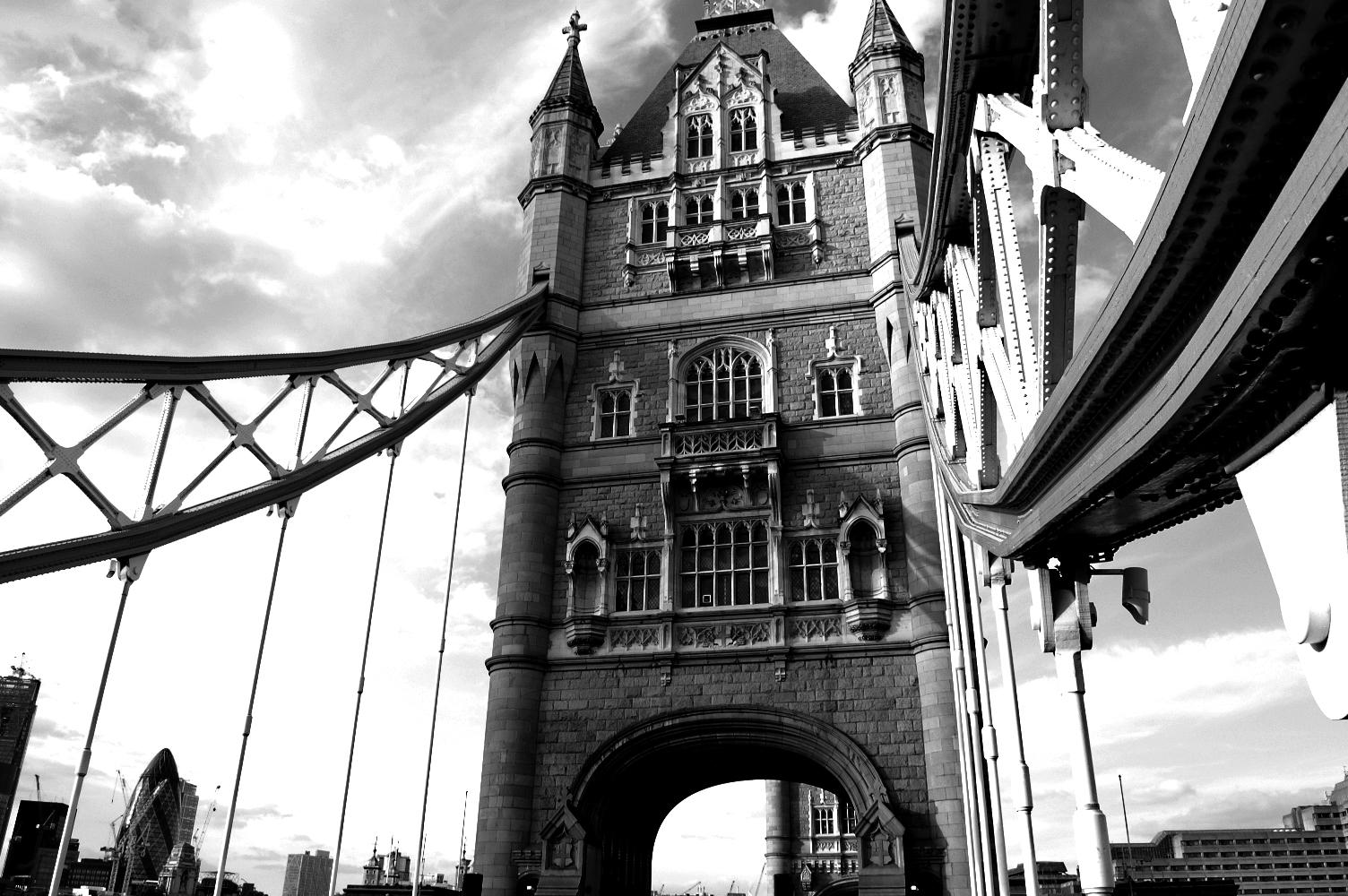 Tower Bridge detail