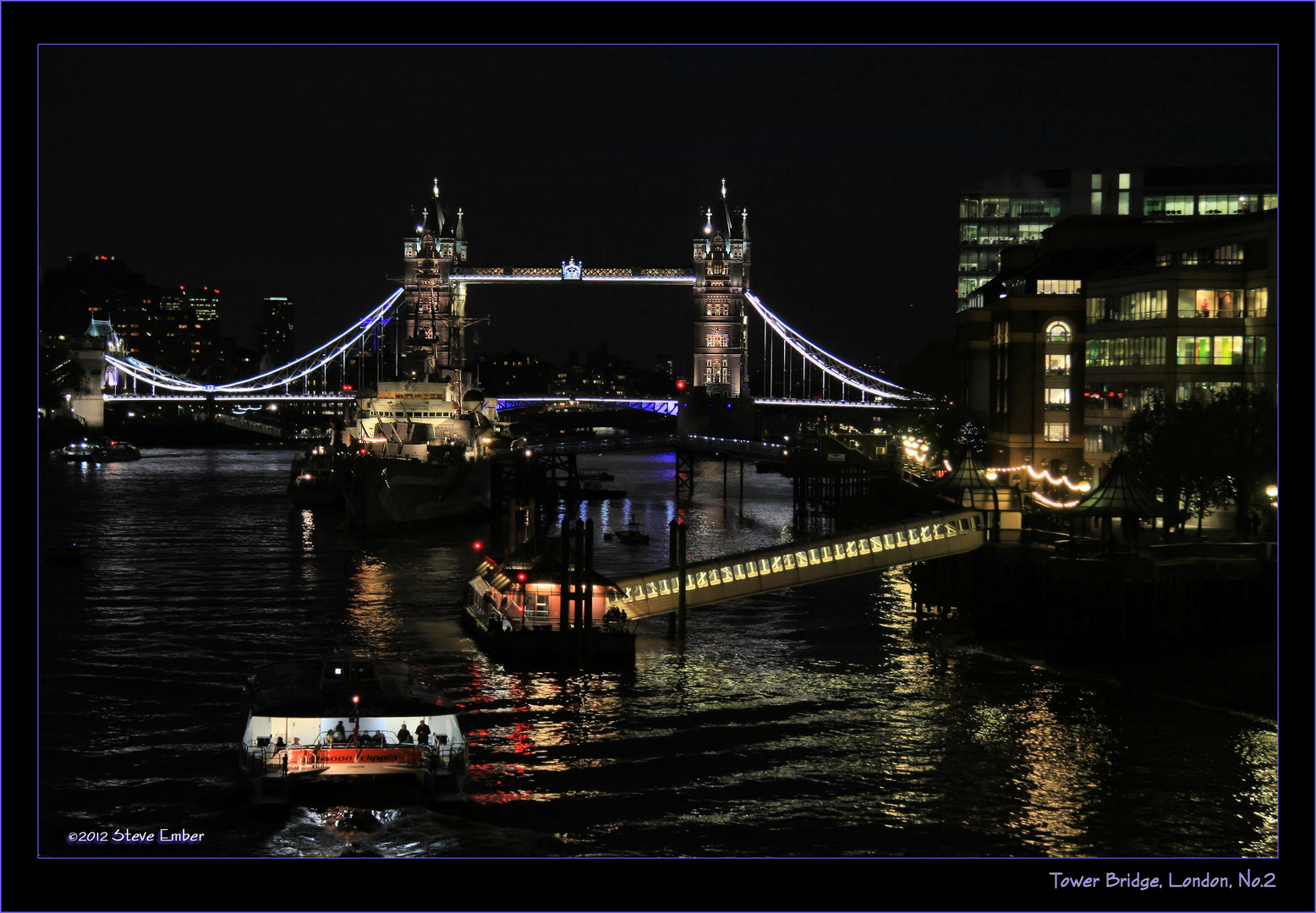 Tower Bridge, London, No.2