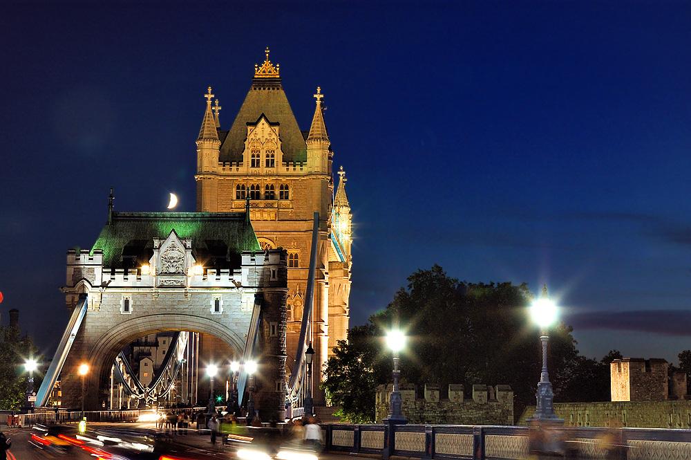 Tower Bridge mal anders...