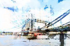 Tower Bridge-Perspektiven