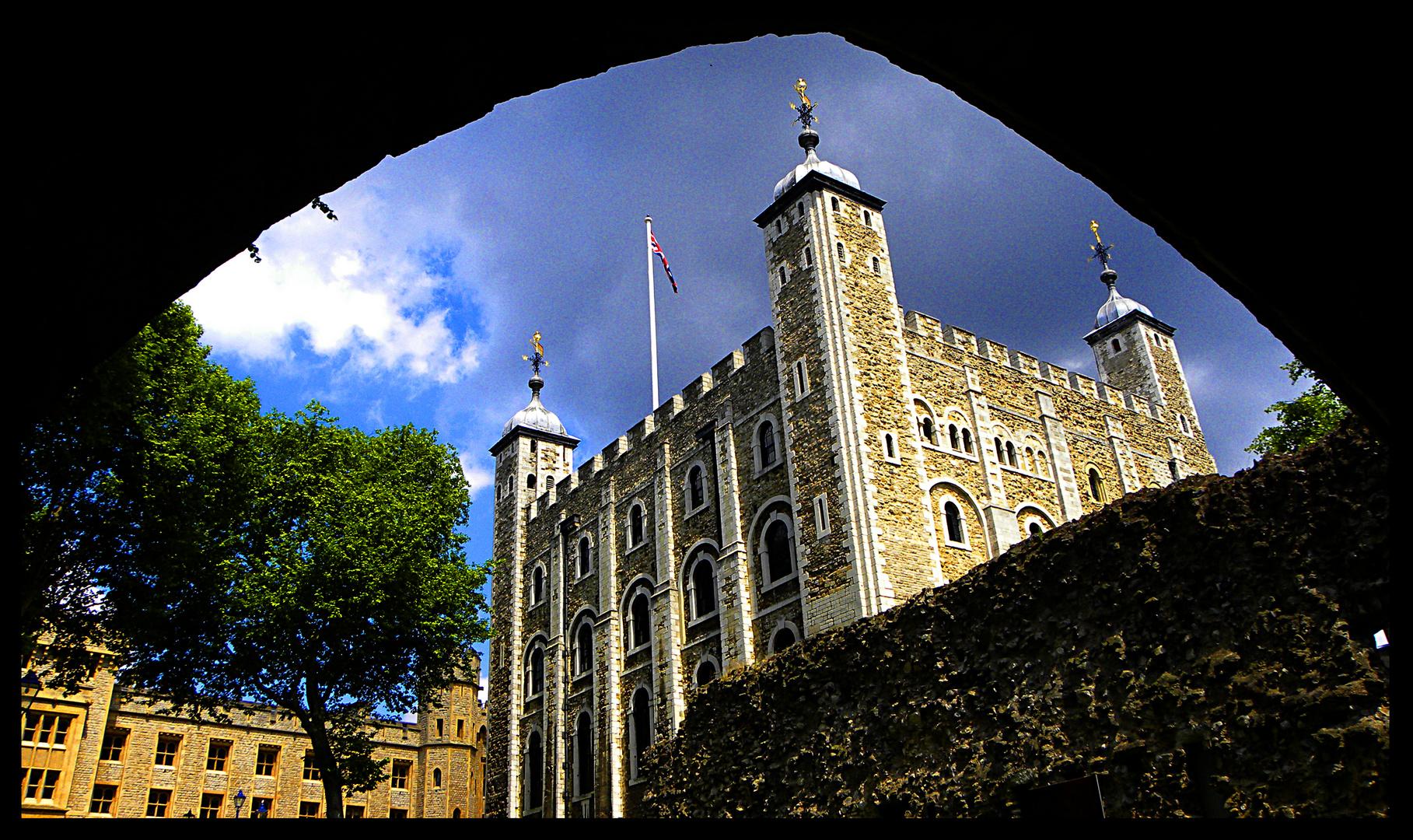 Tower of London - Einblicke