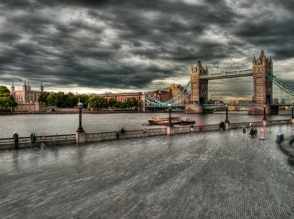 Tower & Tower Bridge