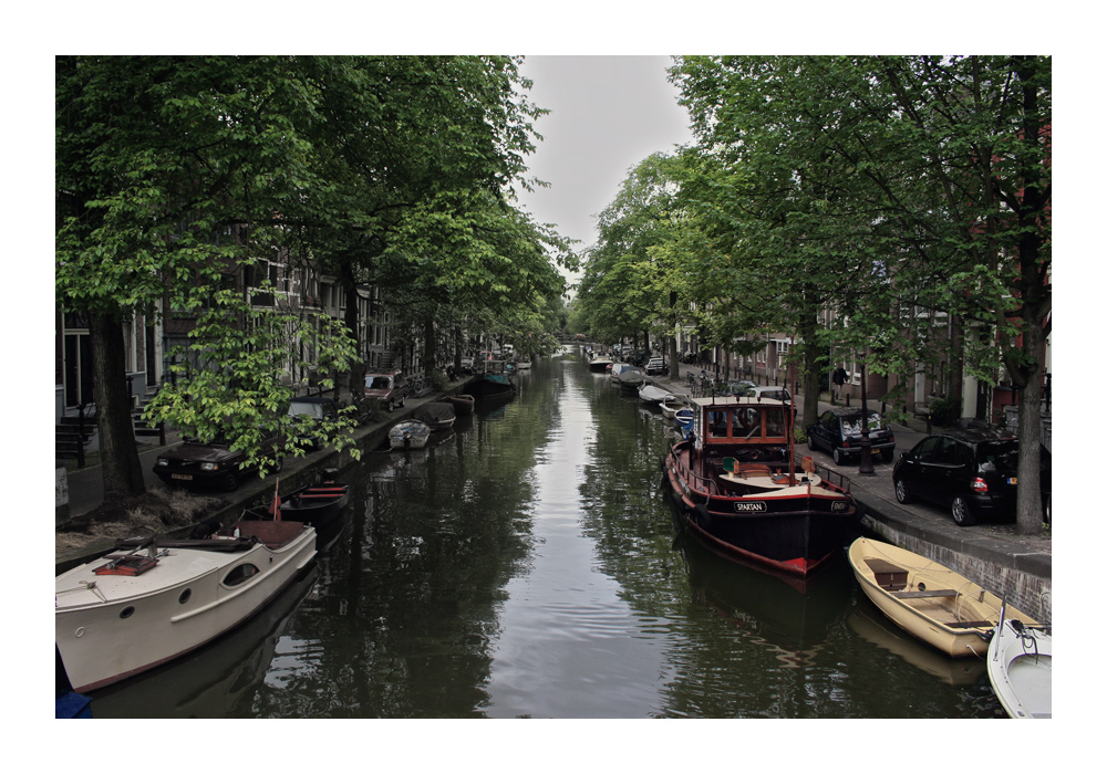 Town canal