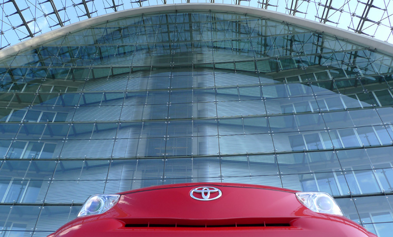 Toyota iQ 1.0 Multidrive