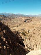 Tra Cile Bolivia e Isola di Pasqua
