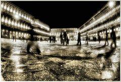 Tra i fantasmi di Piazza San Marco