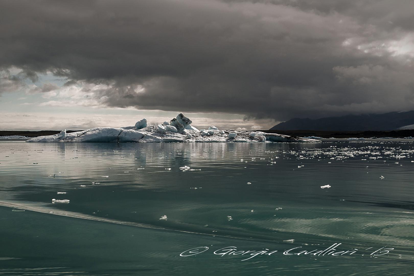 Tra i ghiacci #1