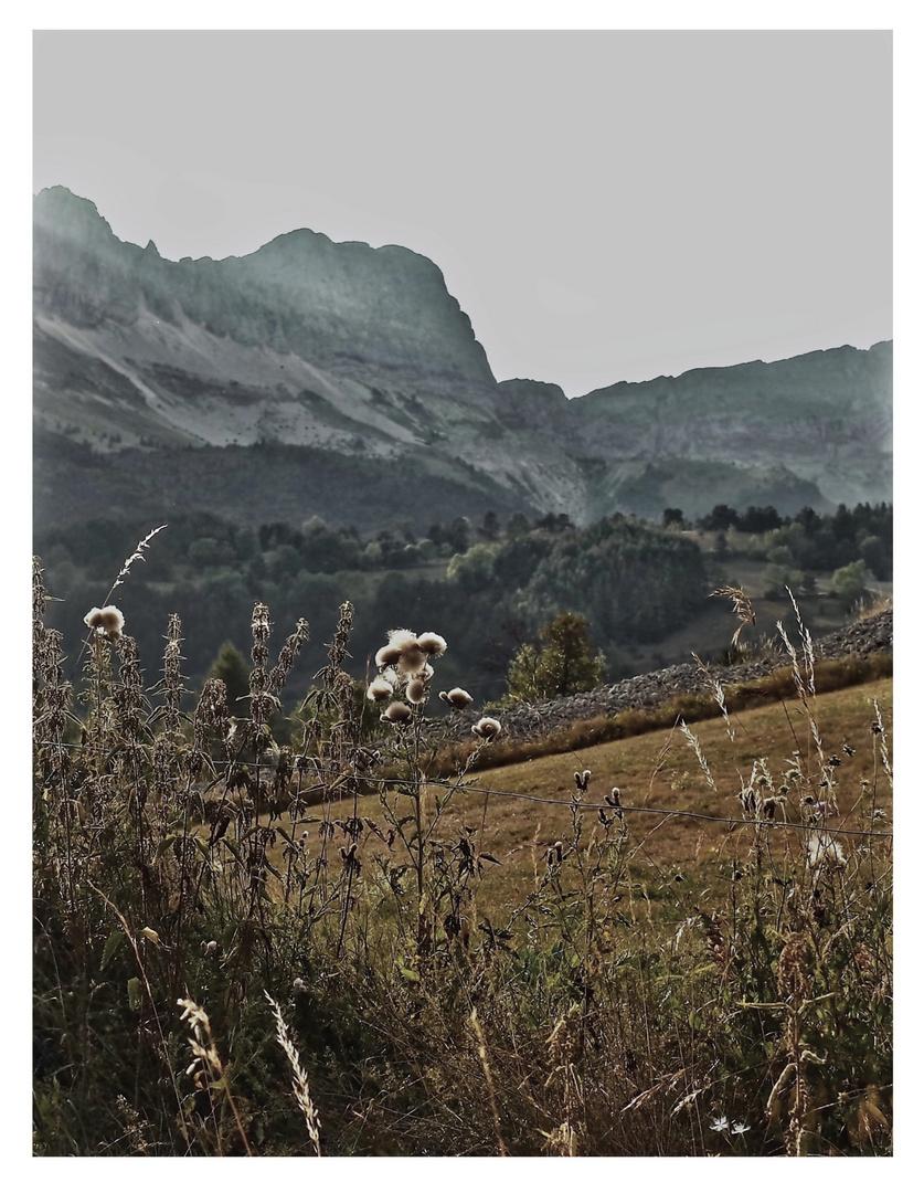 Tra i monti del Vercors