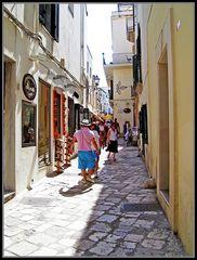Tra le vie di Otranto