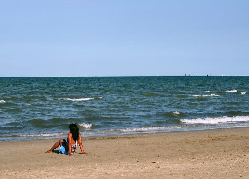 ... tra sabbia e cielo