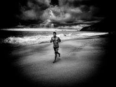 ..tra sabbia e schiuma..