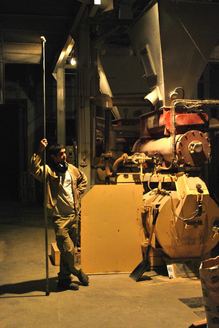 Trabajador de Nutrex (Banyoles)