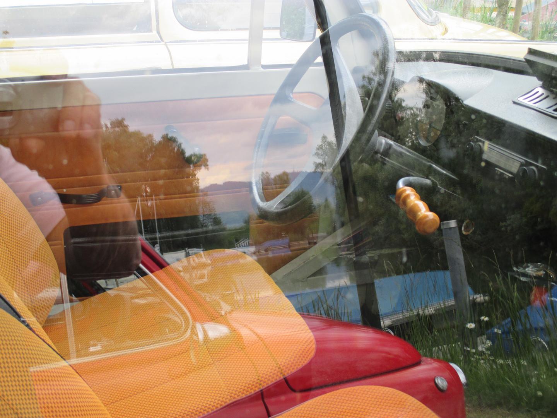Trabbi - Trabant mit edlem Interieur (25.05.2014)