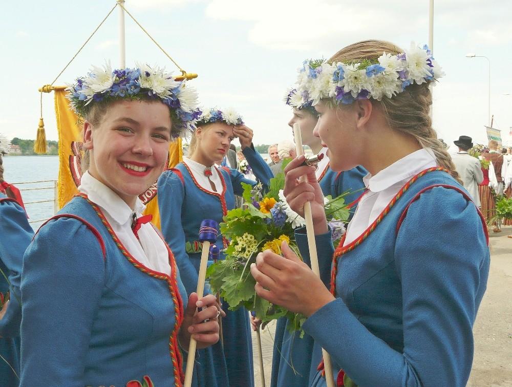 Trachtenfest in Riga 2