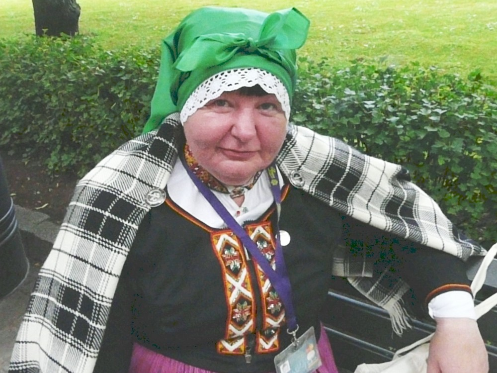 Trachtenfest in Riga 3