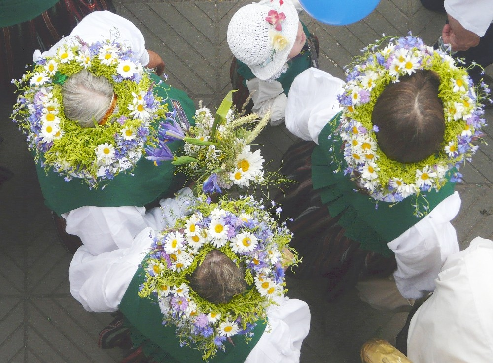 Trachtenfest in Riga 4