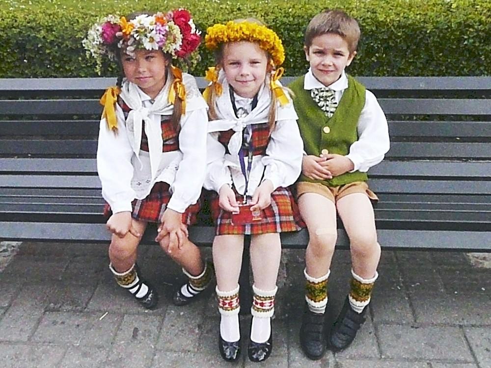 Trachtenfest in Riga 6