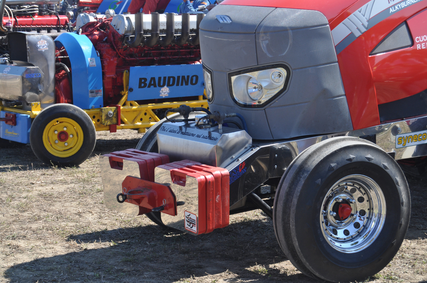 Tractor Pulling Cup 2010