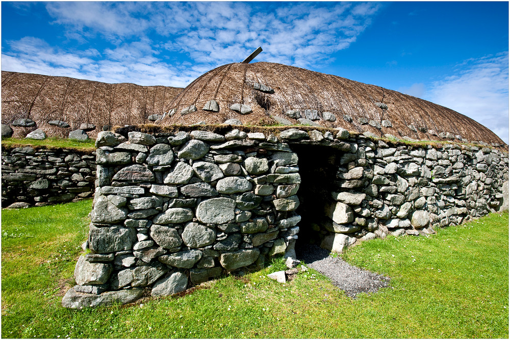 [ Traditional Blackhouse ]