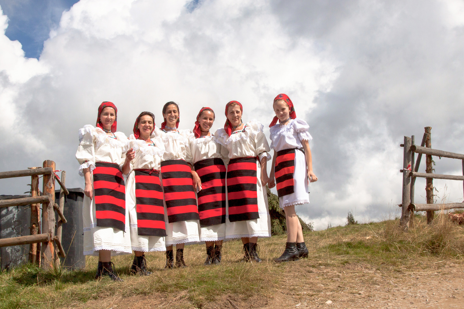 Traditional costumes