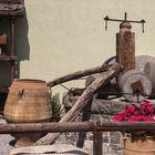 Traditionelle Ölmühle