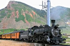 Traditionszug Durango-Silverton