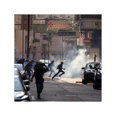 Tränengas