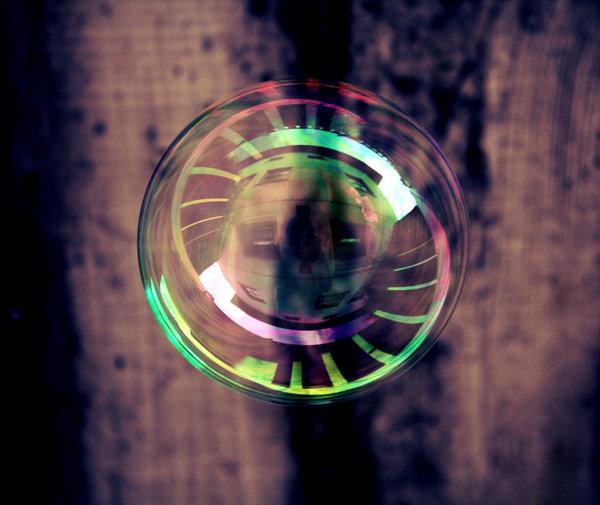 Träume sind wie Seifenblasen