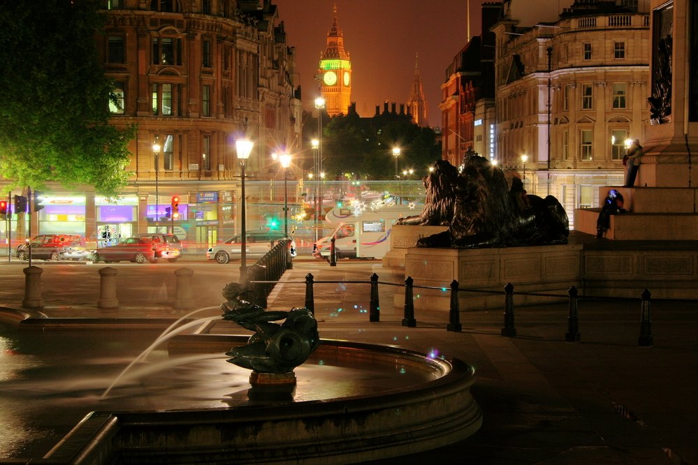 *Trafalgar Square IV