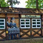 Trafohaus - Grafitti