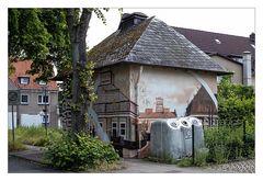 Trafohaus in Bertlich - In Memoriam Bergwerk Lippe