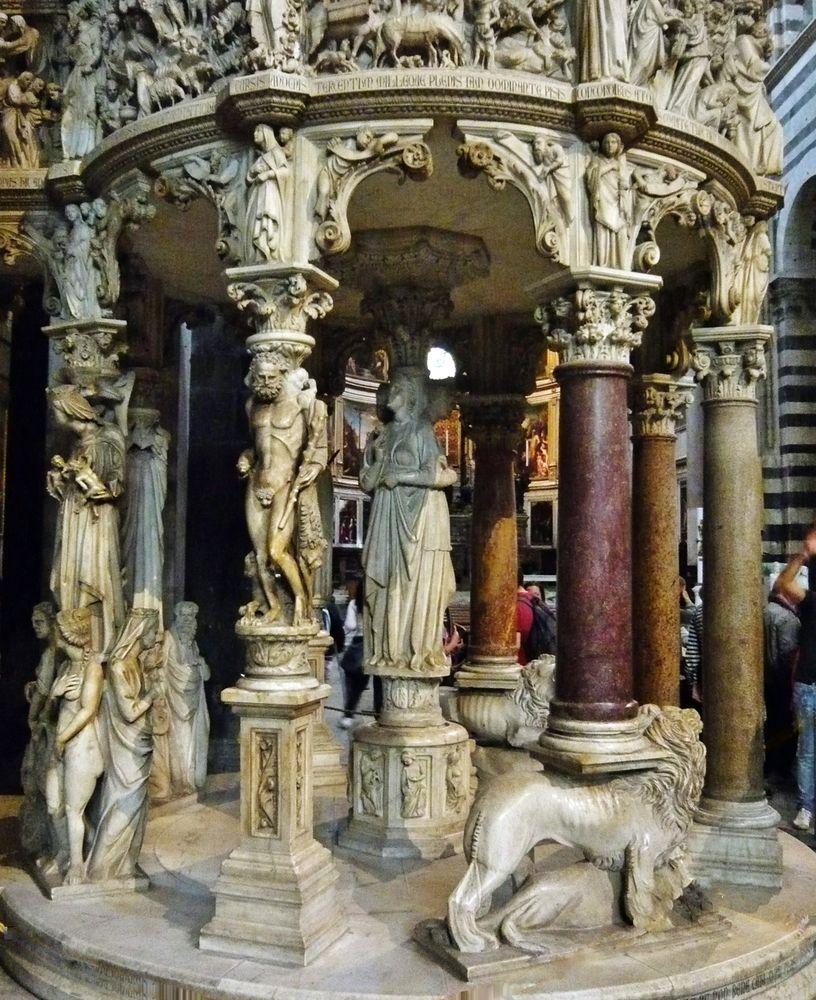 """"""" Tragende Säulen """""""