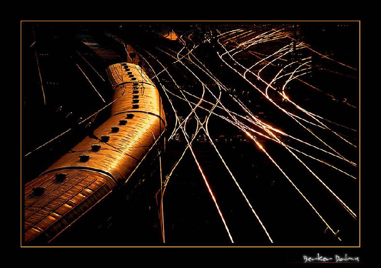 train and rail